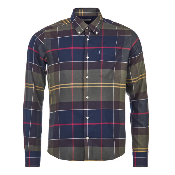 Barbour TARTAN 3 TAILORED Miehet