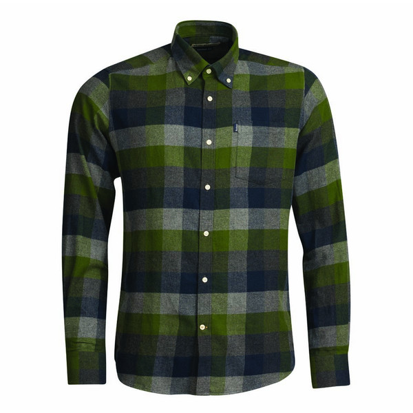 Barbour COUNTRY CHECK 4 TAILORED Miehet