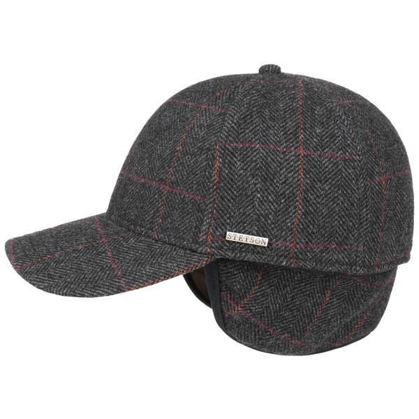 Stetson BASEBALL CAP WOOL EF
