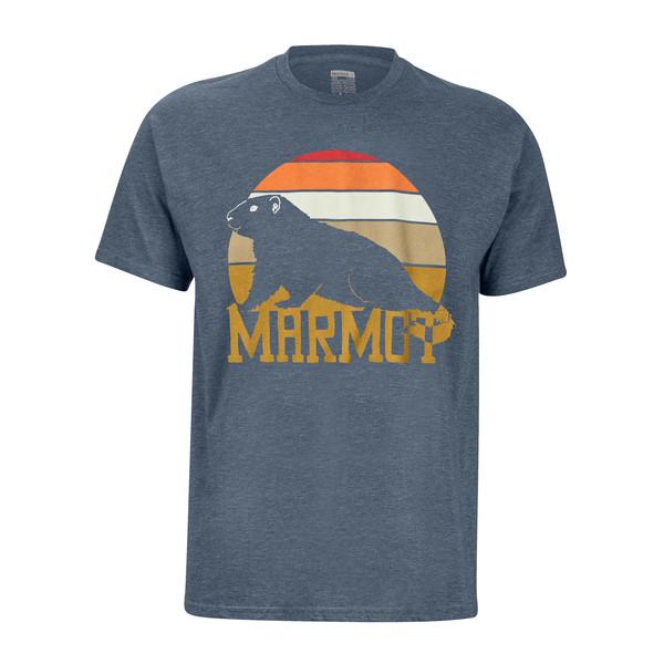 Marmot DAWNING MARMOT TEE SS Miehet