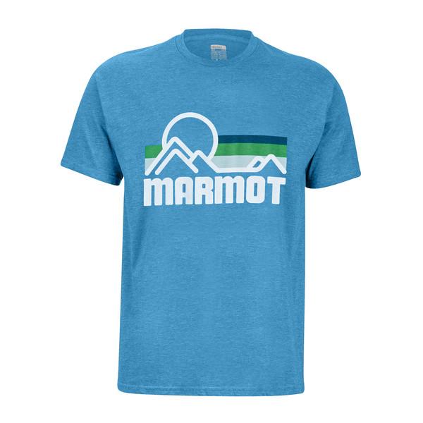 Marmot MARMOT COASTAL TEE SS Miehet