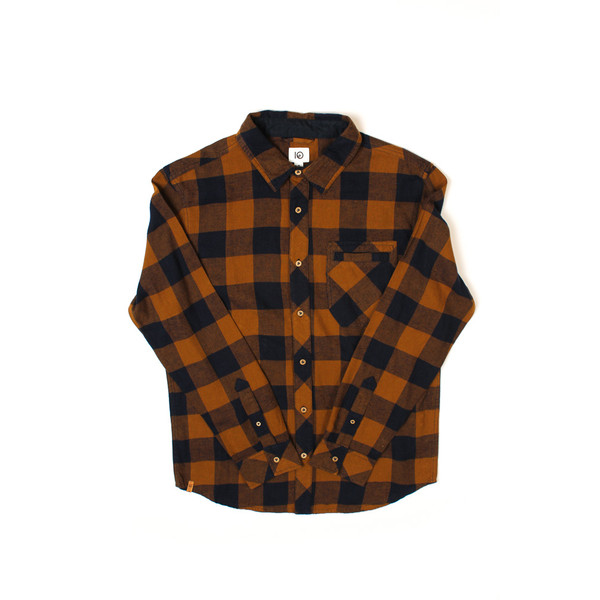 Tentree M BENSON BUTTON UP LS Miehet
