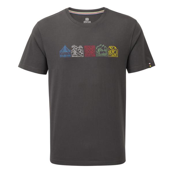 Sherpa LUNGTA TEE Miehet