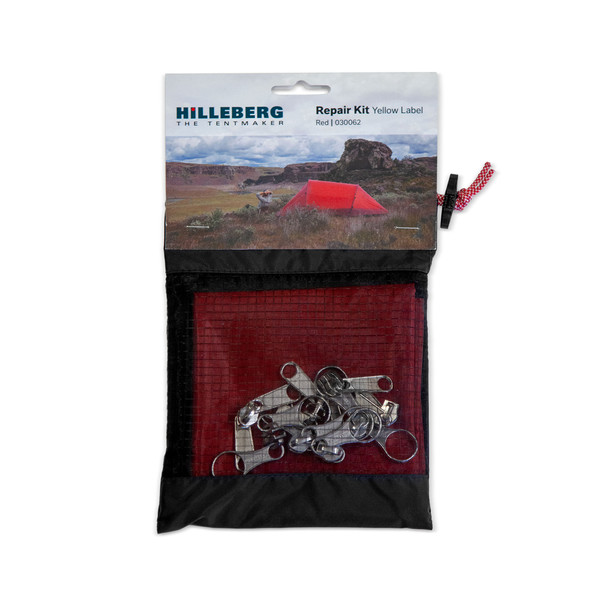 Hilleberg REPAIR KIT YELLOW LABEL