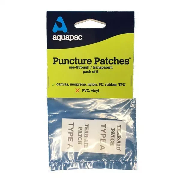 Aquapac PUNCTURE PATCHES A