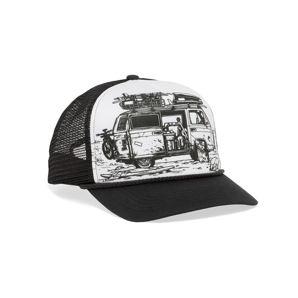 Sunday afternoons ARTIST SERIES COOLING TRUCKER Unisex