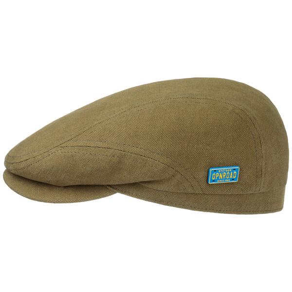 Stetson DRIVER CAP COTTON/LINEN Unisex
