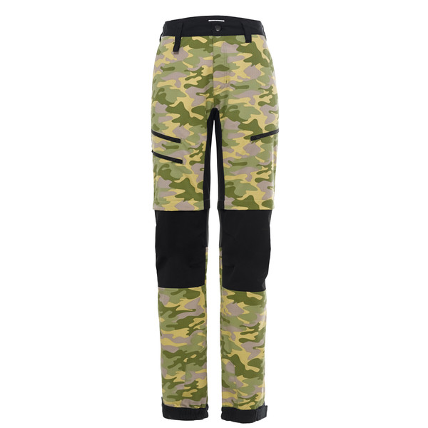 Is Not Enough ARETE ZIPOFF PANTS Naiset