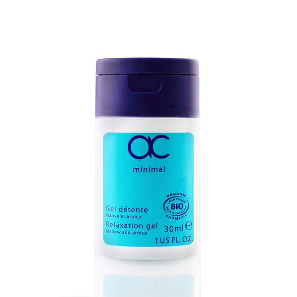 Annecy Cosmetics ORGANIC RELAXATION GEL MINIMAL