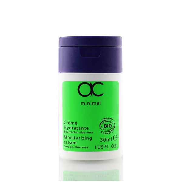 Annecy Cosmetics ORGANIC MOISTURIZING CREAM MINIMAL