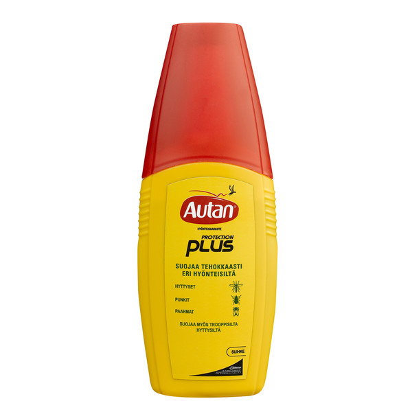 Autan AUTAN PROTECTION PLUS SUIHKE 100ML