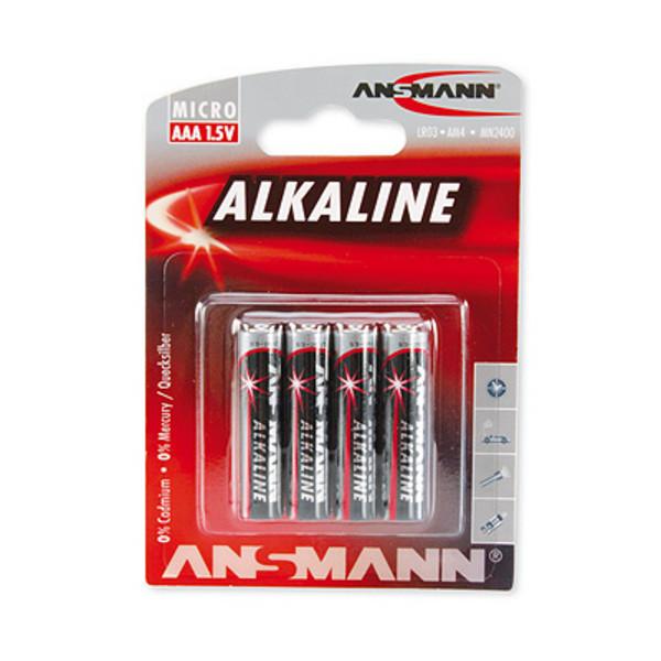 Ansmann RED ALKALINE AAA