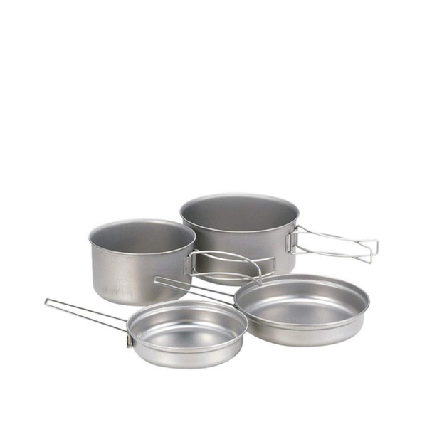 Snow Peak MULTI COOKSET TITAN