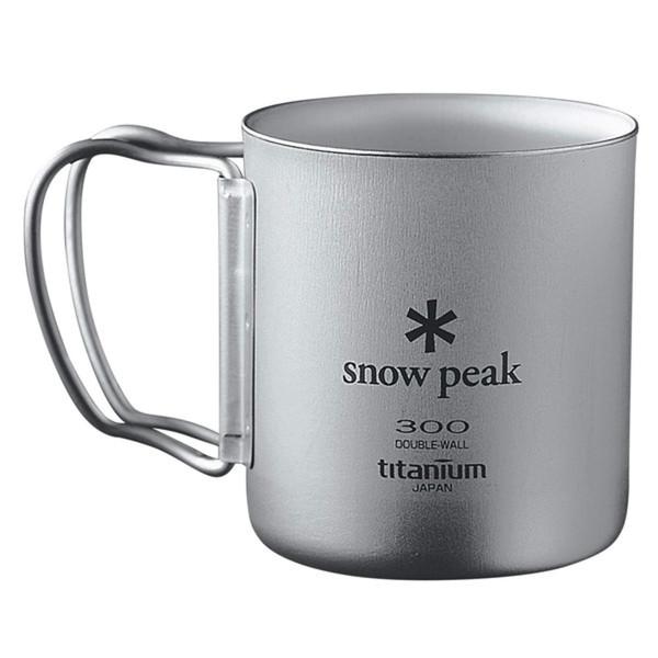 Snow Peak TITAN CUP INSULATED 0,3L