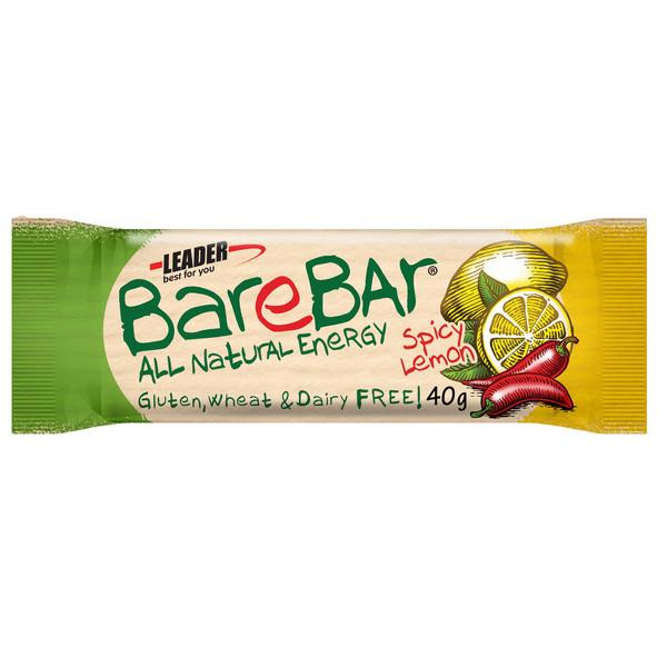 BareBar TAATELI-SITRUUNA SPICY LEMON 40G