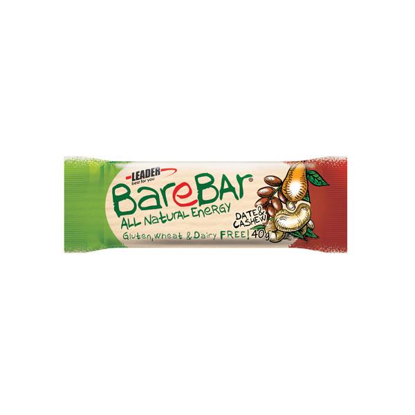 BareBar TAATELI-CASHEW 40G