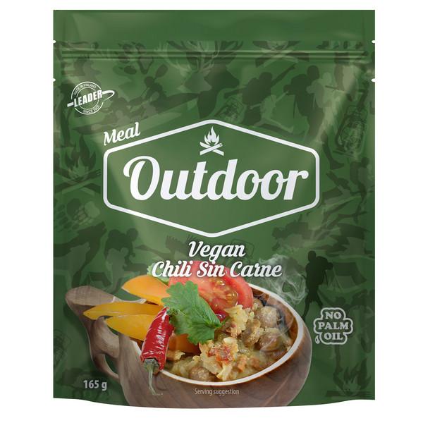 Outdoor Gourmet OUTDOOR CHILI SIN CARNE  (VEGAN)