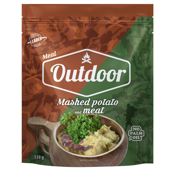 Outdoor Gourmet OUTDOOR BEEF POTATO