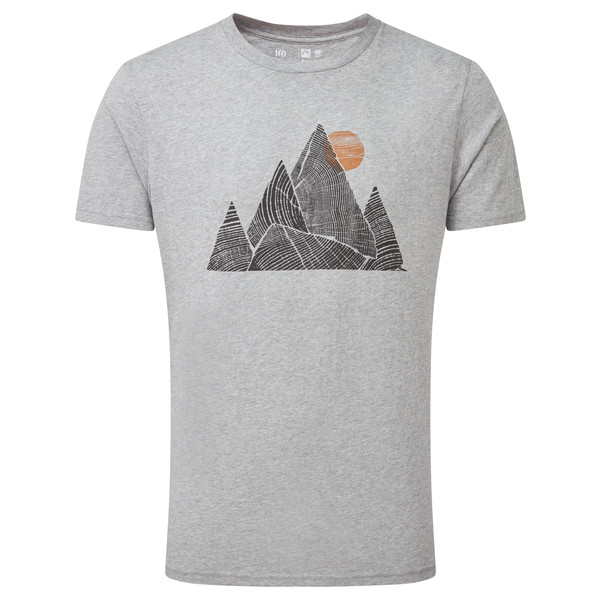 Tentree MEN' S MOUNTAIN PEAK CLASSIC T-SHIRT Miehet