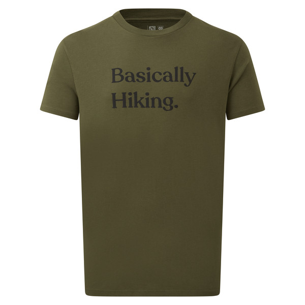 Tentree MEN' S BASICALLY HIKING CLASSIC T-SHIRT Miehet