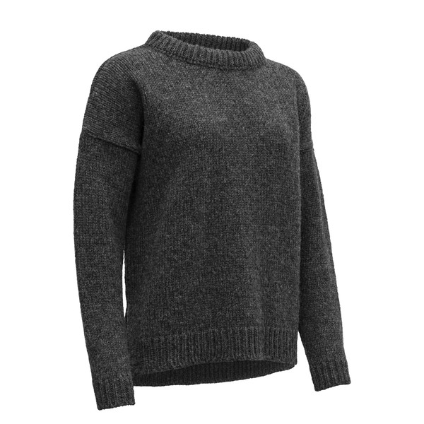Devold NANSEN WOMAN SPLIT SEAM SWEATER Naiset