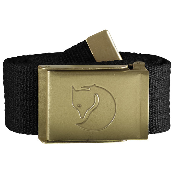 Fjällräven CANVAS BRASS BELT 4 CM Unisex