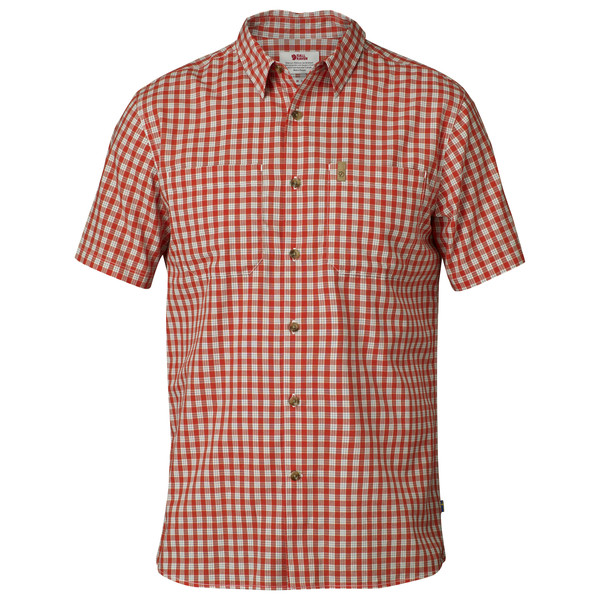 Fjällräven HIGH COAST SHIRT SS Miehet
