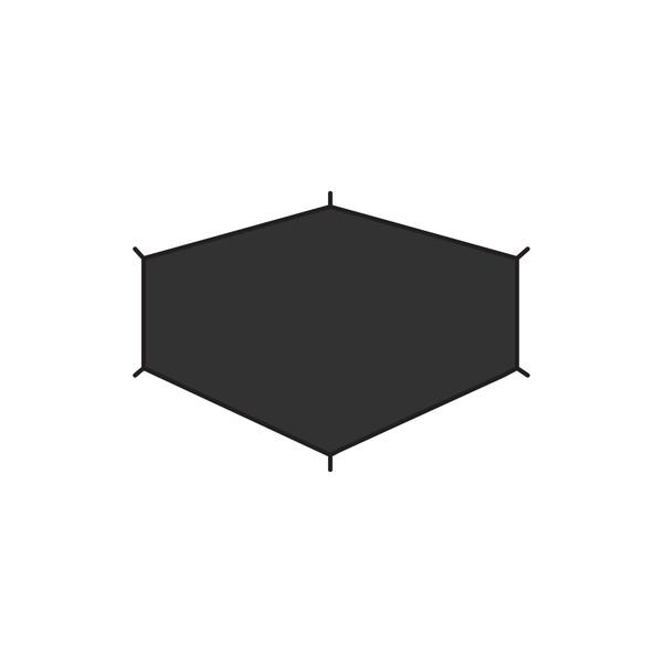 Fjällräven LITE 1 FOOTPRINT Unisex