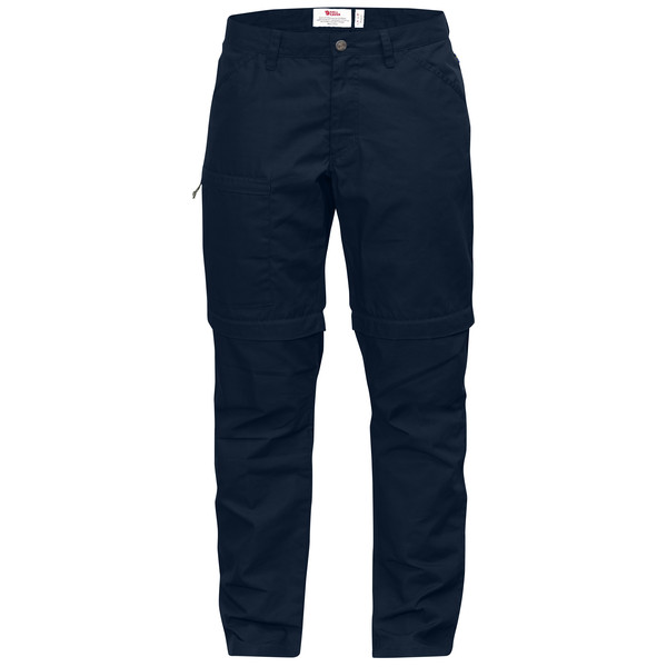 Fjällräven HIGH COAST ZIP-OFF TROUSERS W Naiset