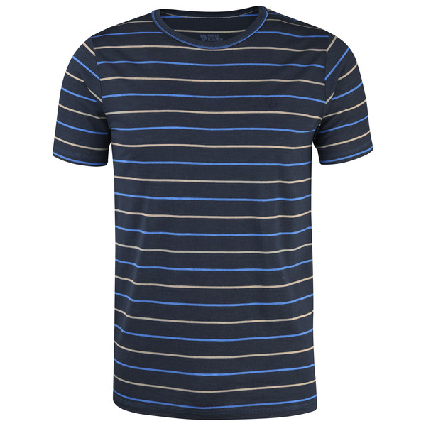 Fjällräven HIGH COAST STRIPE T-SHIRT Miehet