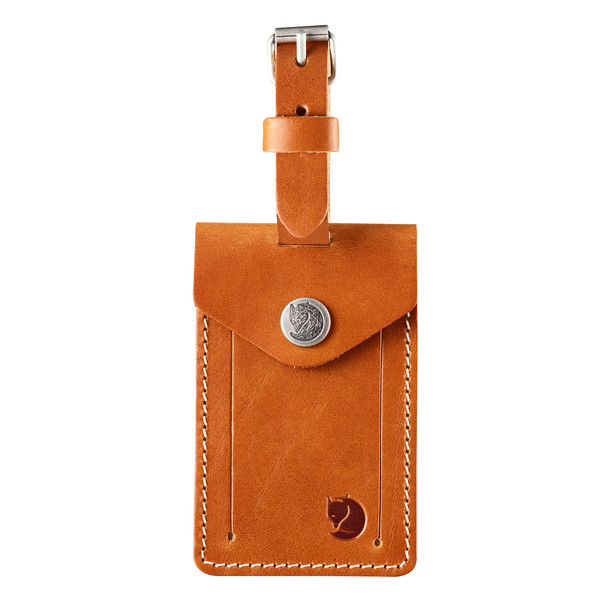 Fjällräven LEATHER LUGGAGE TAG Unisex