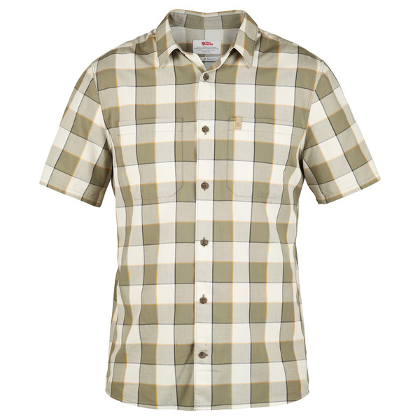 Fjällräven HIGH COAST BIG CHECK SHIRT SS Miehet