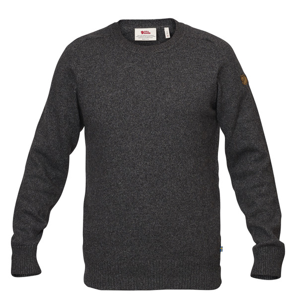 Fjällräven ÖVIK RE WOOL SWEATER M Miehet