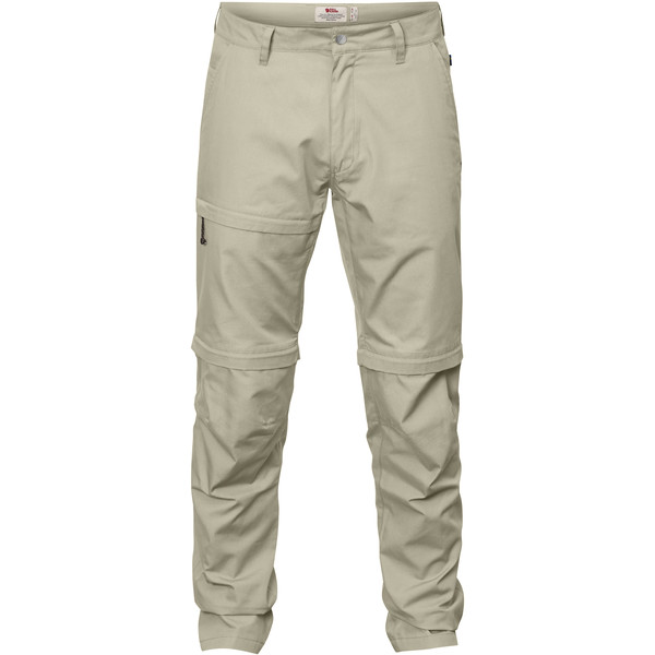 Fjällräven TRAVELLERS ZIP-OFF TROUSERS M Miehet