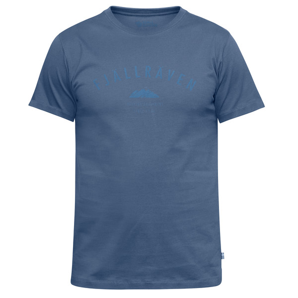 Fjällräven TREKKING EQUIPMENT T-SHIRT Miehet