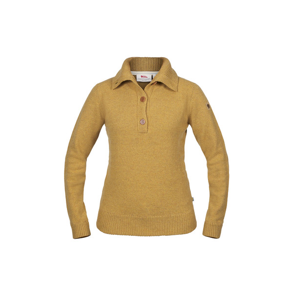 Fjällräven GREENLAND RE-WOOL SWEATER W Naiset