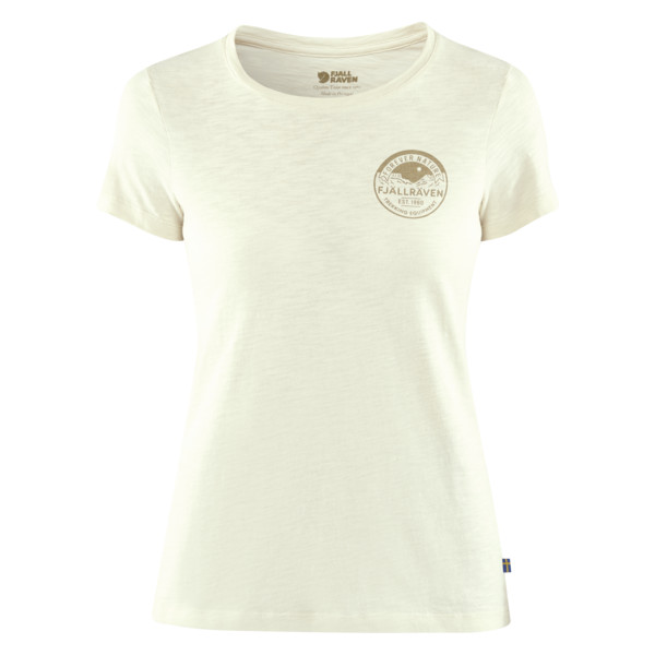 Fjällräven FOREVER NATURE BADGE T-SHIRT W Naiset