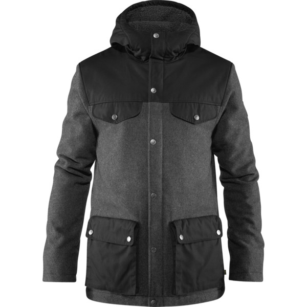 Fjällräven GREENLAND RE-WOOL JACKET M Miehet