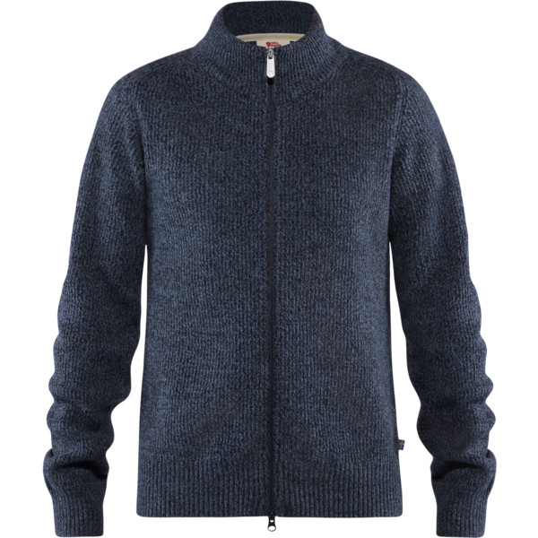 Fjällräven GREENLAND RE-WOOL CARDIGAN M Miehet