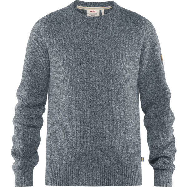 Fjällräven GREENLAND RE-WOOL CREW NECK M Miehet
