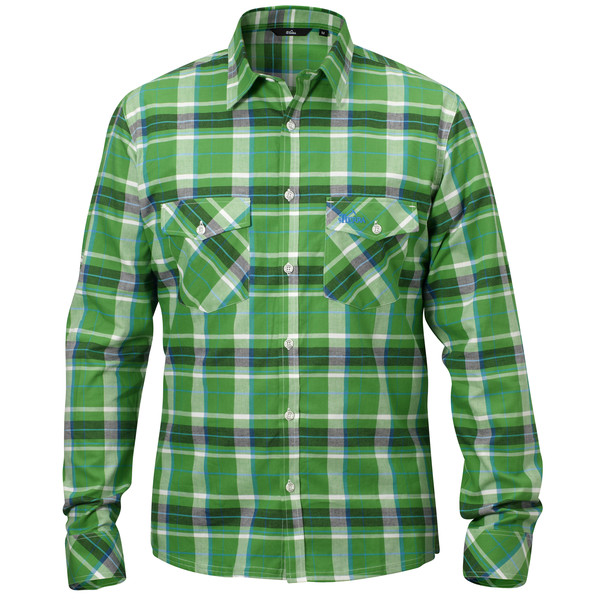 Tierra MOBERLY L/S CHECK SHIRT M Miehet