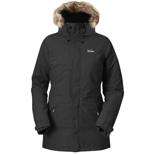 Tierra WHITEHORN PADDED JACKET W Naiset