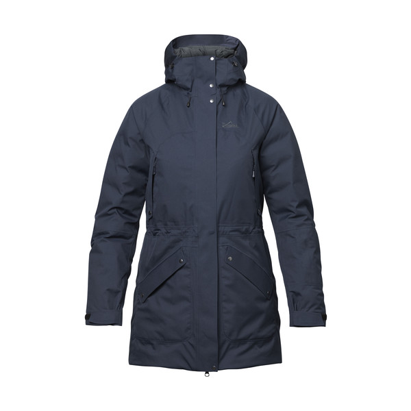 Tierra INDRE PADDED PARKA W Naiset