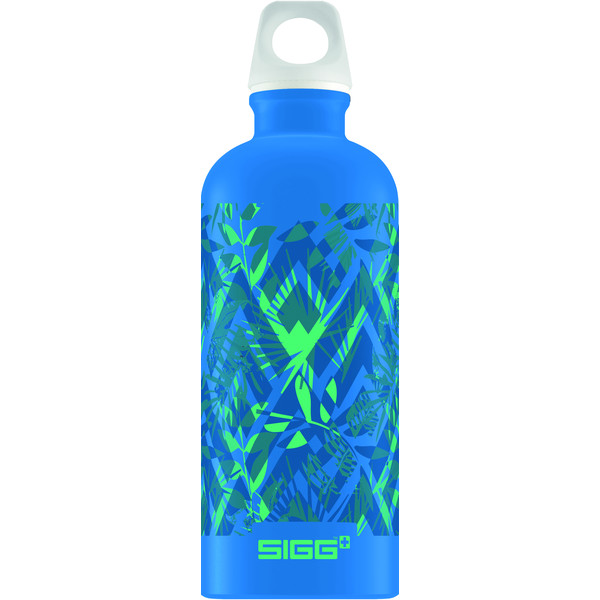 Sigg FLORID ELECTRIC BLUE TOUCH 0,6L