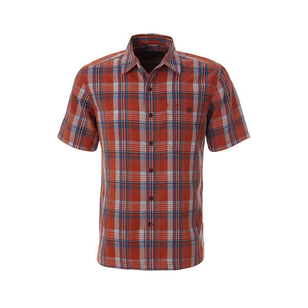 Royal Robbins MOJAVE DOBBY PLAID S/S Miehet