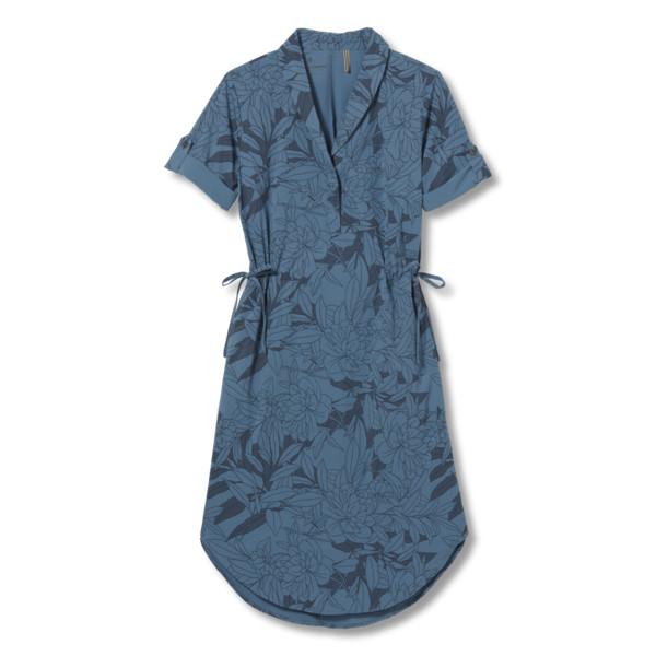 Royal Robbins SPOTLESS TRAVELER DRESS S/S Naiset