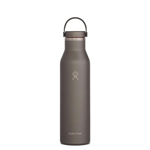 Hydro Flask STANDARD MOUTH TITANIUM 621ML