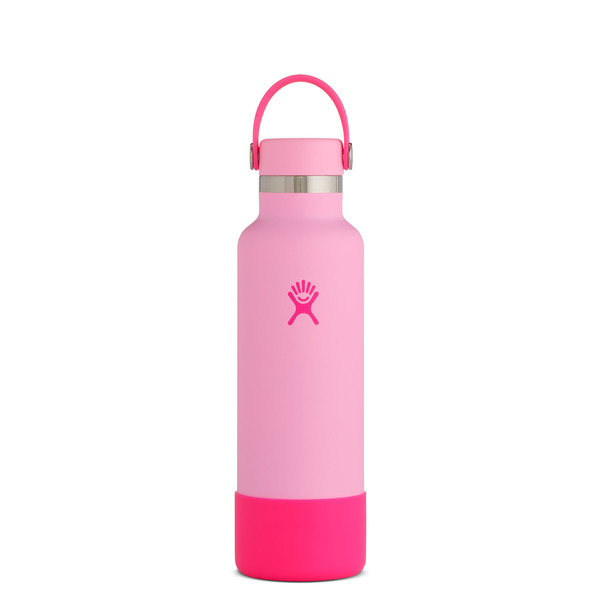 Hydro Flask STANDARD MOUTH 621ML PRISM NEON