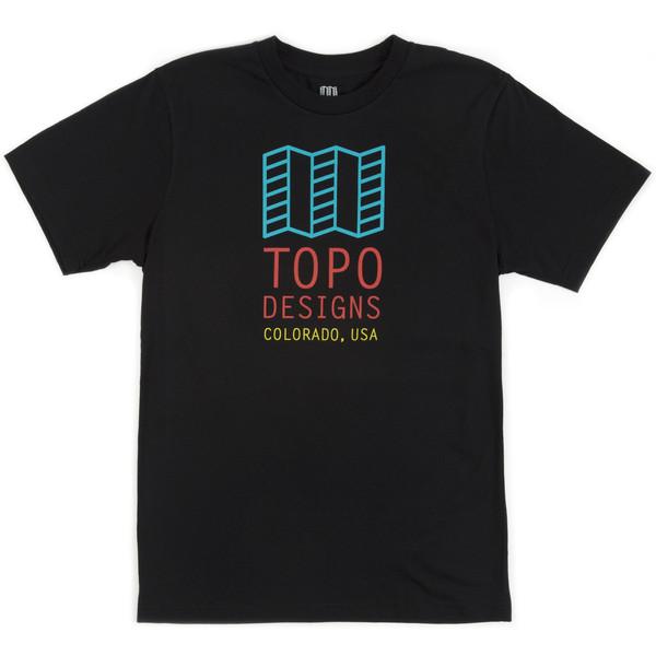 Topo Designs ORIGINAL LOGO TEE M Miehet