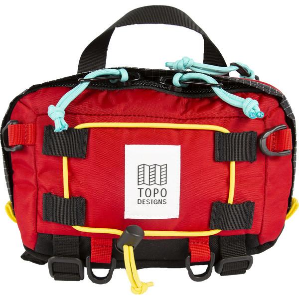 Topo Designs SUBALPINE HIP PACK Unisex